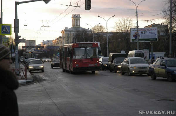 Городской транспорт Ярославля переживает техническую революцию.