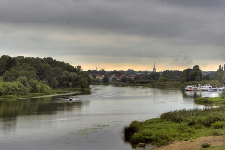 мост рыбалка ярославль